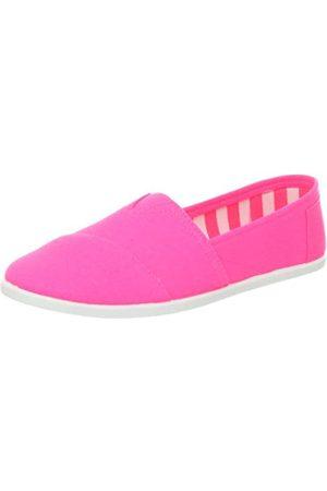 Sugar Damen Pacifico Espadrille, Pink (Hellrosa)