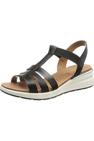 Caprice Damen 9-9-28308-26 Flache Sandale