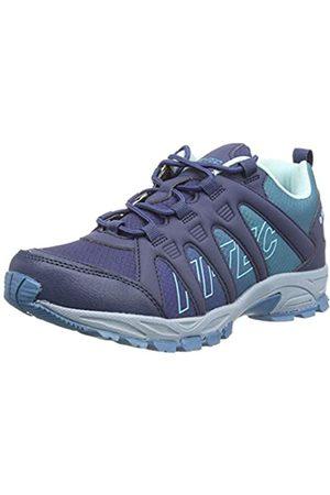 Hi-Tec Damen Warrior Womens Walking-Schuh, (Insignia Blue)