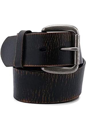 Bed|Stu Unisex Hobo Ledergürtel, Braun ( Schleifmittel)
