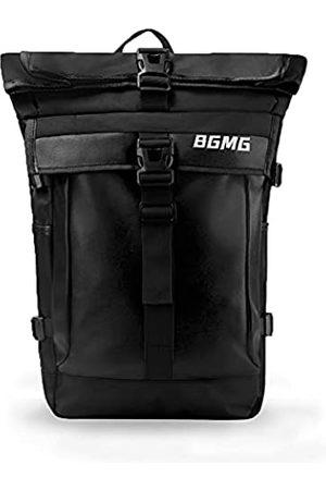 BBD Laptoprucksack Schulrucksack Rucksack Herren und Damen Wasserdicht aus Oxford Tuch Daypack