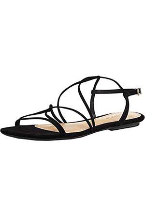 Schutz Boyet Damen-Sandalen mit offenem Zehenbereich, lässig, mit Fersenriemen