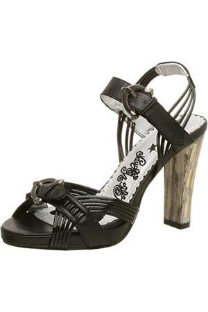 NAUGHTY MONKEY Damen Platinum Card Sandal