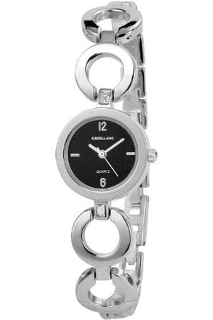 Excellanc Damen-Armbanduhr XS Analog Quarz Verschiedene Materialien 180021000315