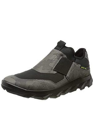 Ecco Herren Mx Hiking Shoe, Titanium/Black
