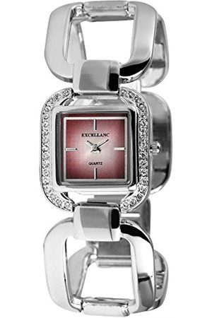 Excellanc Damen-Armbanduhr Analog Quarz Verschiedene Materialien 180325000026