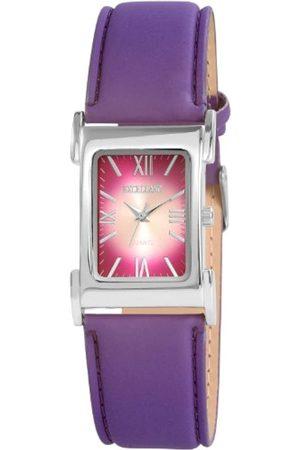Excellanc Damen-Uhren mit Polyurethan Lederband 295323800005