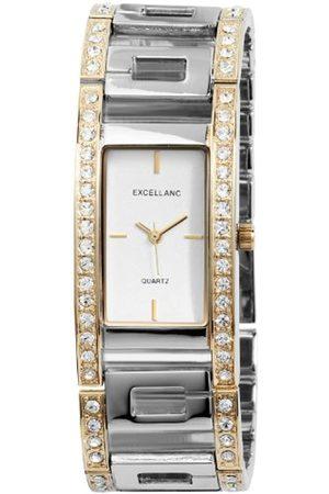 Excellanc Damen-Uhren mit Metallband 152812500008
