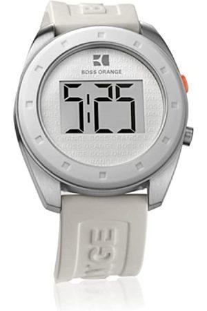 HUGO BOSS Orange Unisex-Armbanduhr 1512562