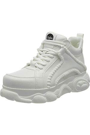 Buffalo Damen CLD Corin Sneaker, White