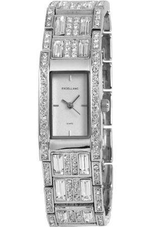 Excellanc Damen-Uhren mit Metallband 152822500009