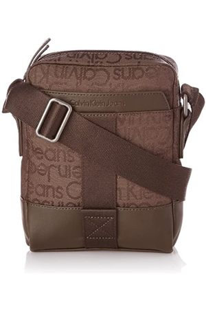 Calvin Klein Umhängetasche Hard & Heavy Mini Body Bag (Walnut) J5EJ500041