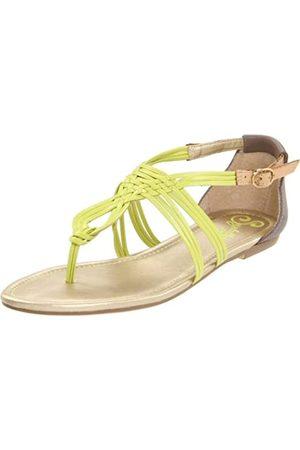 Seychelles Damen Coy String Sandale, Grn (Lime Multi)
