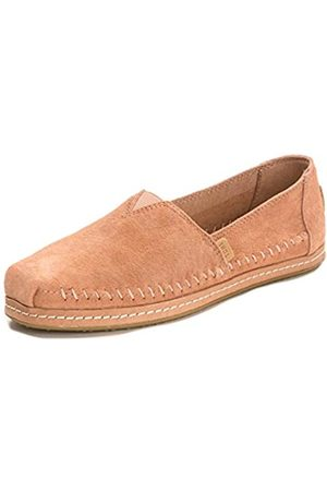 TOMS Damen Women Alpargata Leather Wrap Espadrilles, Pink (Sand Pink 000)