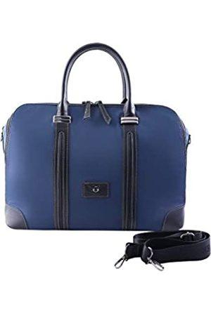 Giorgio Ferretti Bequeme Nylon Laptop Handtasche für Herren Nylon Computer Aktentasche für Laptops