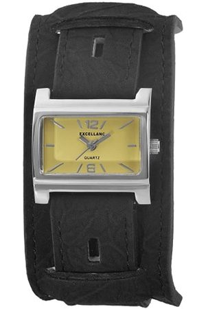 Excellanc Damen-Uhren mit Polyurethan Lederband 192124000014