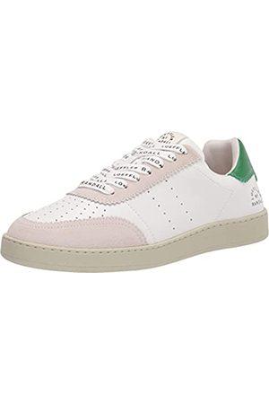 Loeffler Randall Damen Keeley Sneaker, Kelly Green/White/Cement