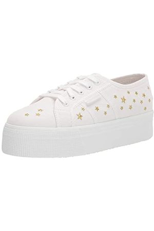 Superga Damen 2790-EMBCOTTONW Sneaker