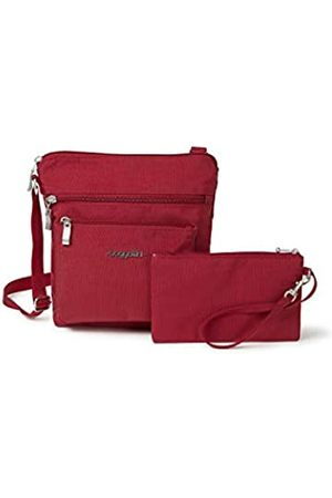 Baggallini Crossbody-Tasche mit RFID-geschütztem Handgelenk, (apfelgrün)