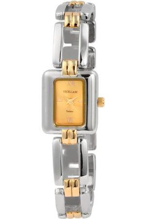 Excellanc Damen-Armbanduhr Analog Quarz Verschiedene Materialien 180014000299