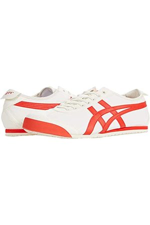 Onitsuka Tiger Mexico 66 Cream/Fiery Red Men's 9
