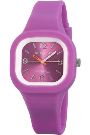 Excellanc Damen-Uhren mit Silikonband 225683800005