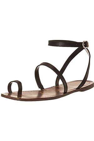 Sam Edelman Damen H1327L1 Flache Sandale