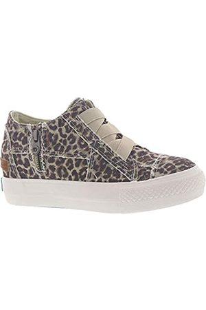 Blowfish Mamba Damen-Sneaker, (Olivgrüne getigerte Katze)