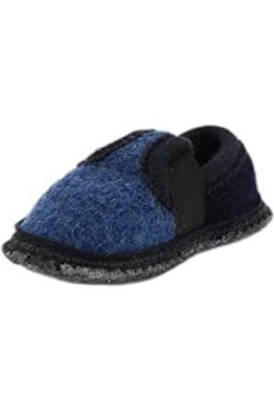 Beck Bobby 756, Unisex-Kinder Hausschuhe, (blue)