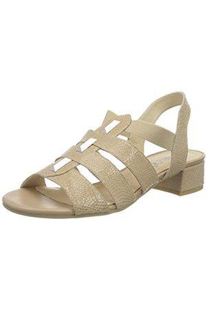 Caprice Damen 9-9-28200-26 Sandale mit Absatz