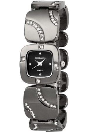 Excellanc Damen-Armbanduhr Analog Quarz Verschiedene Materialien 152571000018