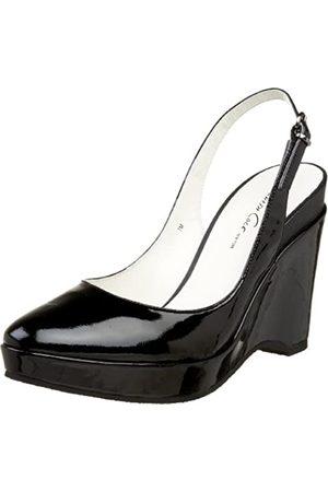 Kenneth Cole New York Excuse Me Damen-Sandalen mit Keilabsatz