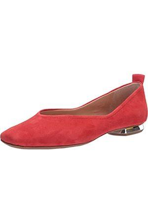 Franco Sarto Ailee Ballerinas für Damen, Rot (Tangelo)