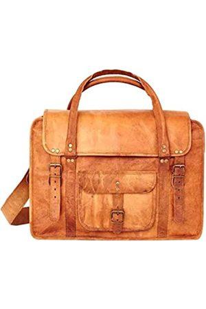 ALVYN Wochenend-Reisetasche aus Leder