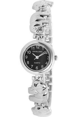 Excellanc Damen-Uhren mit Metallband 180021000231