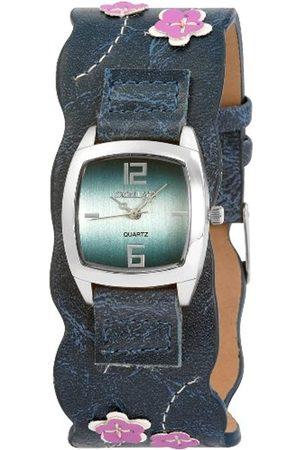 Excellanc Damen-Uhren mit Polyurethan Lederband 193023000320