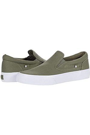 DC Damen Trase Slip Skate Schuh, (olivgrün)