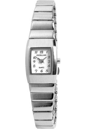 Excellanc Damen-Uhren mit Metallband 180022000287