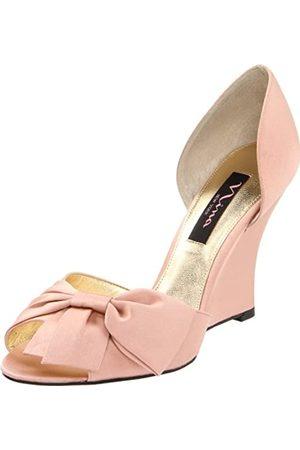 NINA Damen Eterna Keilpumps, Pink (Tea Rose Luster)