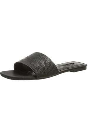 GANT FOOTWEAR Damen Palmsand Sandale, Black