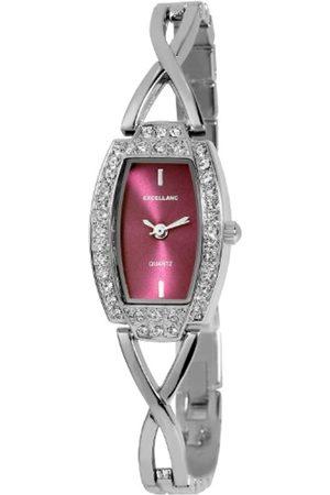 Excellanc Damen-Uhren mit Metallband 150023800086