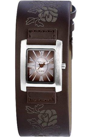 Excellanc Damen-Uhren mit Polyurethan Lederband 192127000023