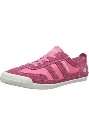 Dockers 346133-018111 Damen Sneaker (pink)