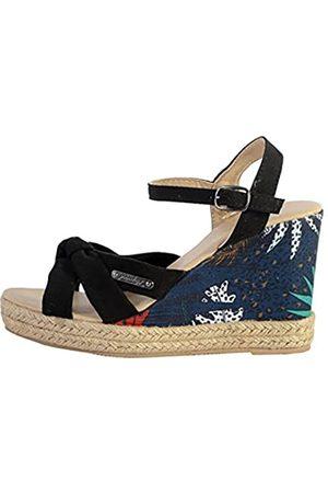 Kaporal 5 Damen MAKITA Sandale mit Absatz
