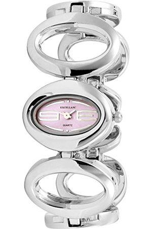 Excellanc Damen-Uhren mit Metallband 180023800342