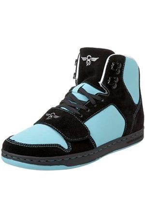 Creative Recreation Cesario Damen-Sneaker mit hohem Schaft, ( /Aqua)