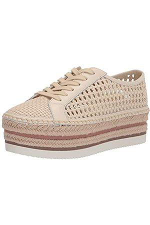 Vince Camuto Damen Kemmiy Platform Sneaker Turnschuh, antik
