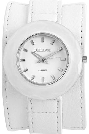 Excellanc Damen-Uhren mit Polyurethan Lederband 192022000104