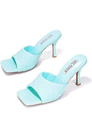 Cape Robbin Rolex Sexy Stiletto High Heels für Damen, quadratische offene Zehen Schuhe