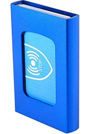 TieNew RFID-Kartenhalter, Kreditkartenetui, Aluminium